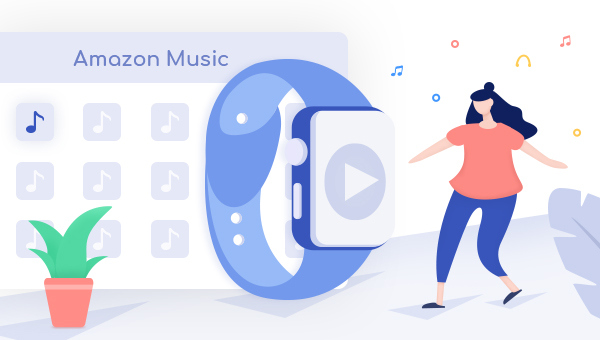 amazon music auf apple watch abspielen